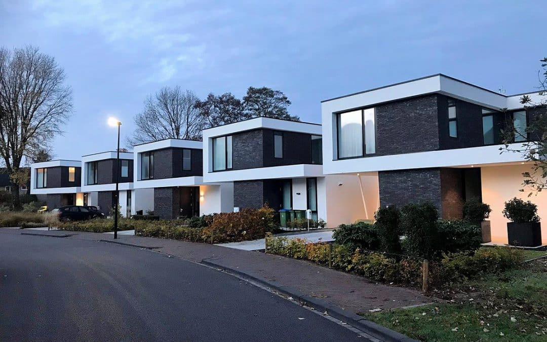 5 Vrijstaande energiezuinige woningen Renkum
